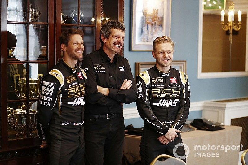 Galeri: Haas'ın 2019 lansmanından kareler