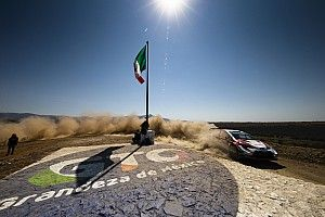 GALERÍA: Las mejores imágenes del día del Rally México