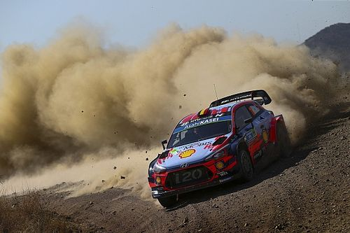 Live - Suivez le Rallye du Mexique en direct