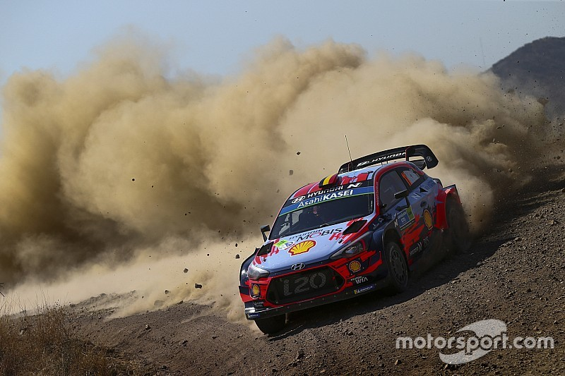 WRC: Hyundai svela la propria line up piloti per il Rally del Portogallo