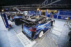 M-Sport: tour de force per preparare le vetture per il Messico dopo un ritardo nei trasporti