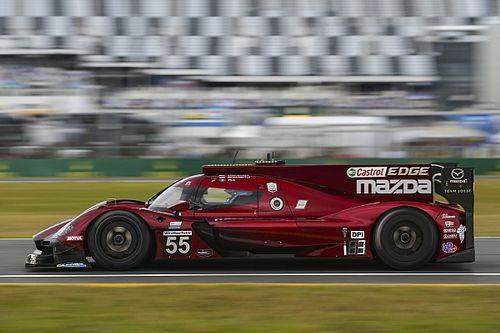 Sebring 12 Hours: Pla puts Mazda on top in FP2