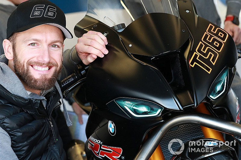 Ambitionierte Ziele fürs Comeback: BMW will mit Tom Sykes in die Top 6