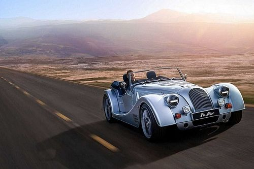 Morgan Plus Six 2019, estilo retro con 335 CV