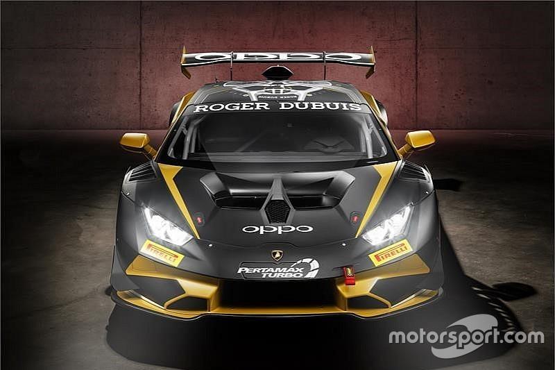 Lamborghini Huracán Super Trofeo Evo Collector 2019: l'eleganza del black&gold