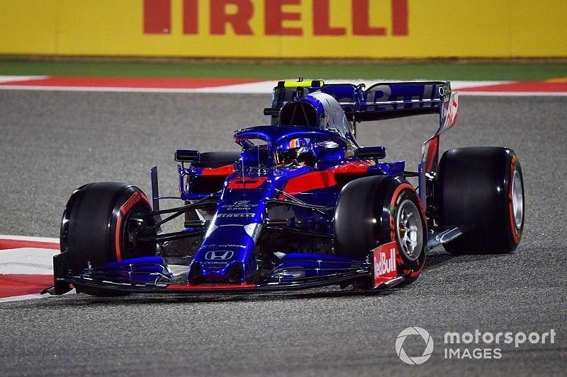 """Tost: Albon será un piloto """"muy exitoso"""" en la F1"""