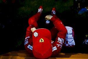 Egy kép, ami mindent elmond Leclerc elképesztő higgadtságáról