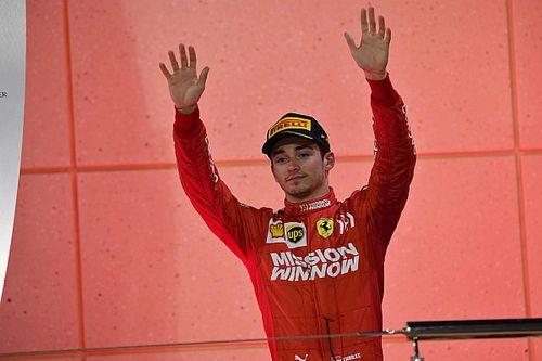 """Pensei que ia explodir"", diz Leclerc sobre problema no motor no Bahrein"