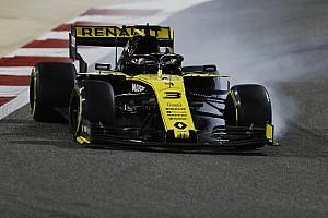 Риккардо признал: с тормозами Renault не все так просто