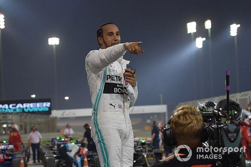 Hamilton revela los secretos de su éxito