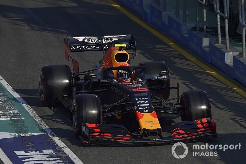 Avustralya GP'nin en hızlı pit stopu Red Bull'dan geldi