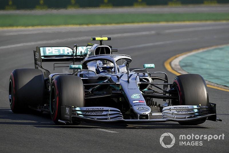 """Bottas: """"Nessuno in Mercedes si sarebbe aspettato una prestazione del genere dopo i test!"""""""