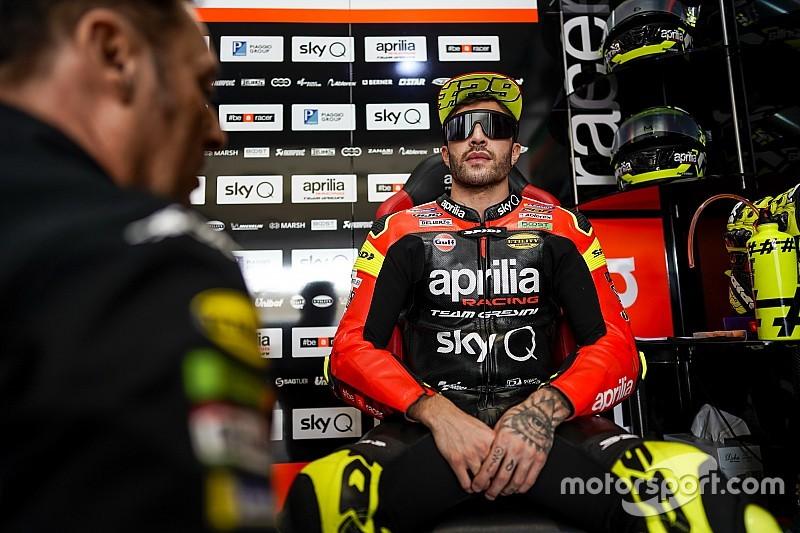 """Iannone: """"Non stiamo ancora sfruttando la RS-GP al 100%"""""""