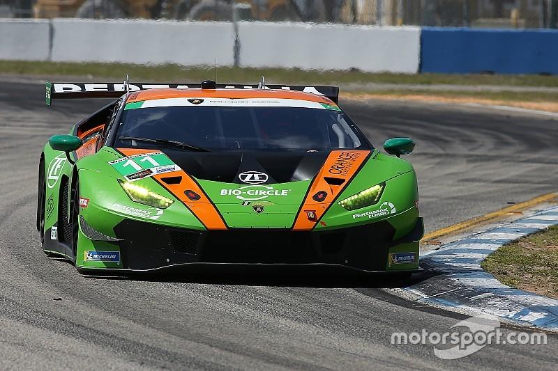 Lamborghini da record: seconda vittoria consecutiva alla 12 Ore di Sebring