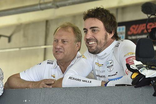 "Alonso: ""Estou 100% otimista para as 500 Milhas de Indianápolis"""