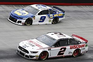 Brad Keselowski: 'Right now the Hendrick cars are the best cars'