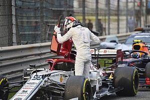 Джовинацци потеряет десять позиций на стартовой решетке в Баку из-за замены компонента мотора