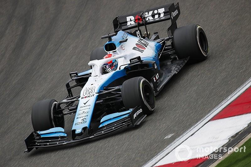 """Russell kan niet genieten van F1-duels: """"Lijkt wel of ik stilsta"""""""