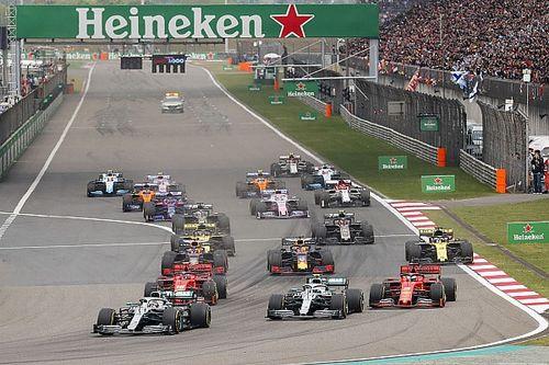 Por qué la F1 tendrá complicado reubicar el GP de China