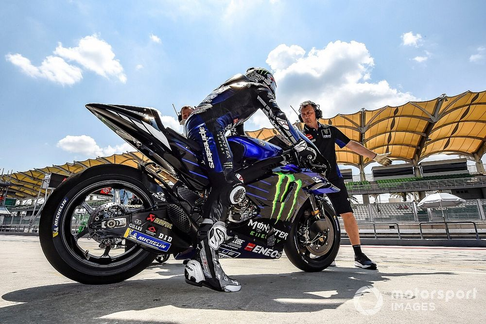 MotoGP working on plans to run Sepang test in February