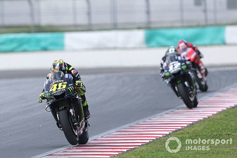 """Rossi: Yamaha no longer """"lost"""" like in 2017-18"""