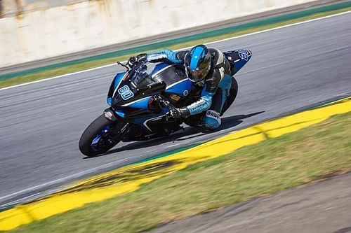 Muere piloto de SuperBike Brasil tras fuerte accidente en Interlagos