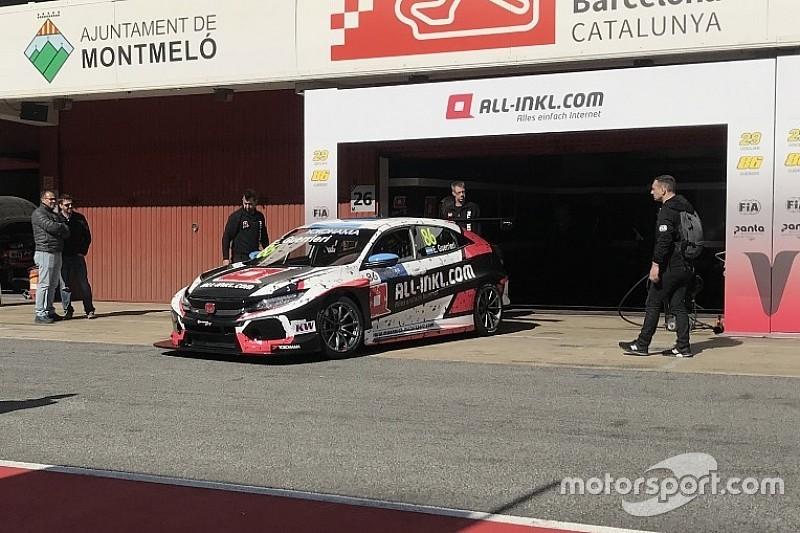 Test WTCR Barcellona, Giorno 1: Guerrieri si conferma più veloce di tutti anche al pomeriggio