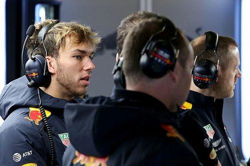 """Ferrari troppo veloce per Gasly: """"Non avrei mai potuto fare il tempo di Leclerc"""""""