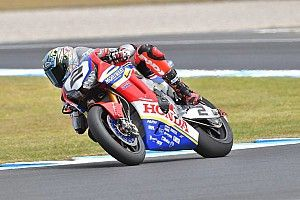 "Honda WSBK gains likely to ""take time"", warns Camier"