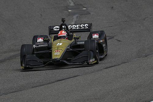 Hinchcliffe bate Herta em treino da Indy; Leist e Kanaan são 20º e 21º
