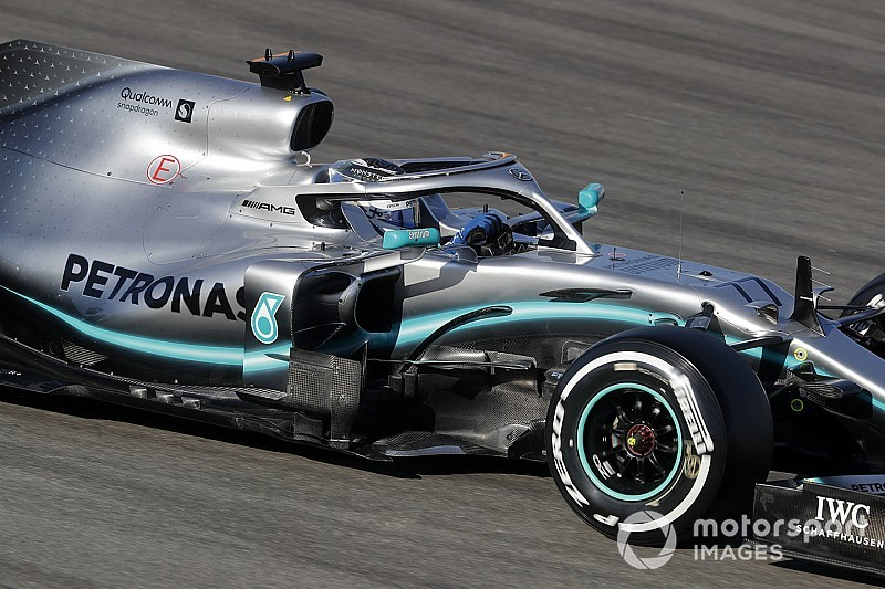 Mercedes needs more to compete with Ferrari - Bottas