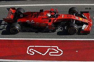 Ismét a Ferrari áll az élen: 708 kört teszteltek eddig Barcelonában - jön a Honda!