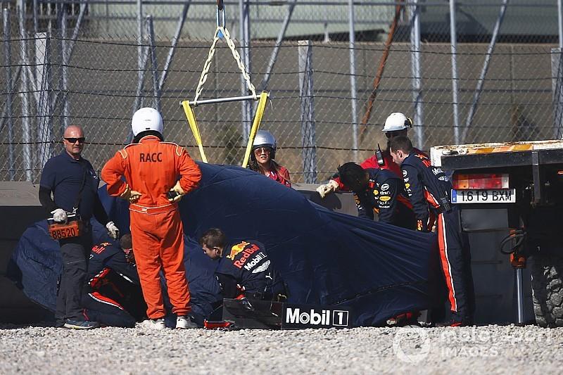Red Bull Racing bevestigt: Verstappen kan rijden na zware crash Gasly