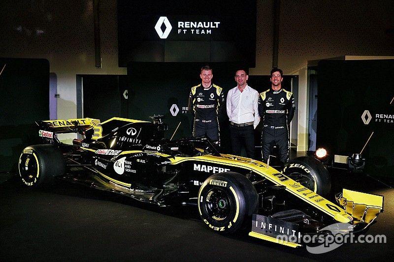 """Renault a fait un pas """"considérable"""" avec son moteur F1 2019"""