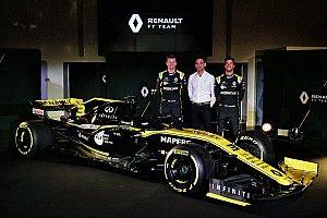 """Renault ha dado un paso """"sustancial"""" con el motor de 2019"""