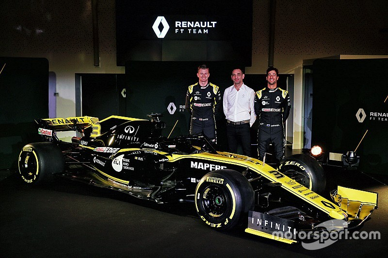 "Renault has made ""substantial"" step with 2019 F1 engine"
