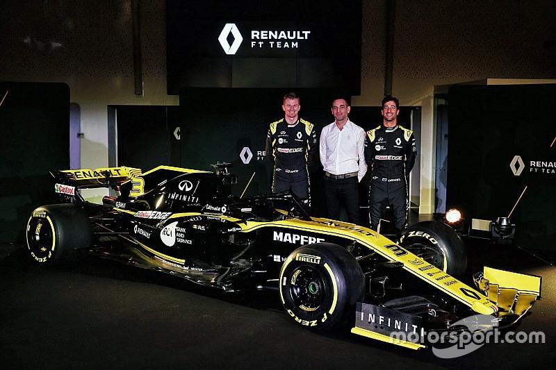 """Renault, Abiteboul promuove il motore: """"Fatti i più grandi passi avanti dell'era V6"""""""