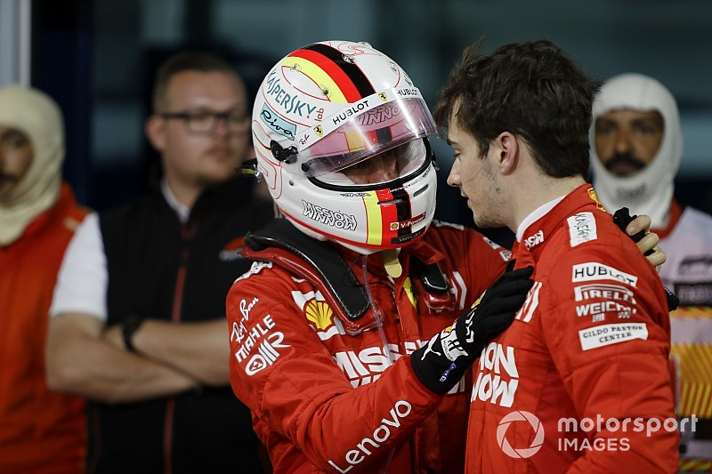 Vettel kiheverte a 2018-as vereséget, és Leclerc csak motiválja