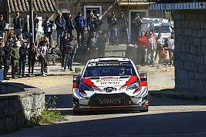 WRC Corsica, PS9: Tanak va in testa alla gara. Sordo vince la stage