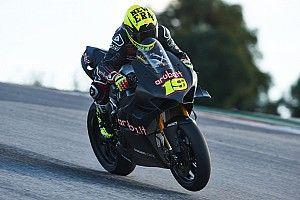 Bautista dibuat puas Ducati Panigale V4 R