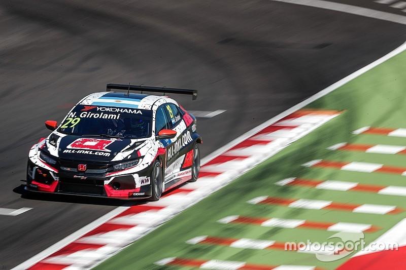 Girolami le arrebata la pole a Muller