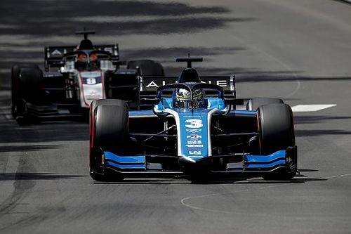 Zhou wint Formule 2-race Monaco, drama voor Lundgaard