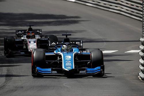 F2, Monaco: Zhou è impeccabile nella prima Sprint Race