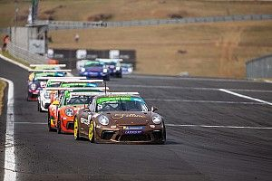 Porsche Cup: Pódio e duelo com Paludo marcam etapa de Werner Neugebauer