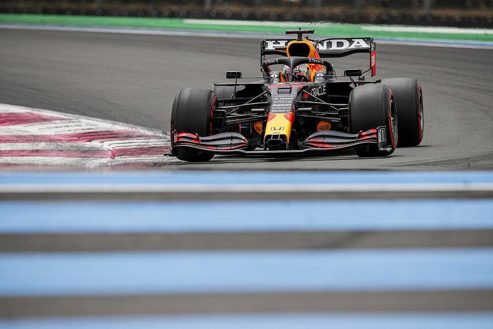 F1 French GP: Verstappen beats Hamilton to secure pole