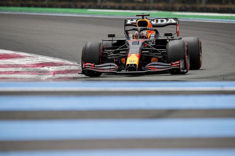 "Verstappen: ""Un grand jour"" pour Red Bull"