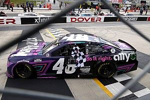 Hendrick Motorsports nears Petty win record after 1-2-3-4 result