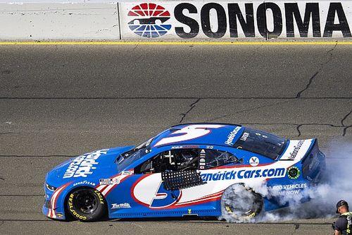 NASCAR Sonoma: Kyle Larson feiert überzeugenden Heimsieg