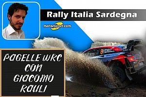Pagelle WRC: Tanak, un 9 che fa male