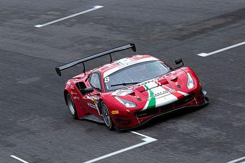 GT Sprint, Monza, Libere 1: doppietta Ferrari davanti alla Honda